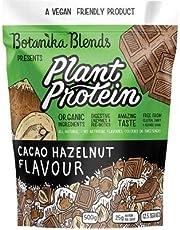 Botanika Blends Botanika Blends Cacao Hazelnut Plant Protein Powder, 500 g