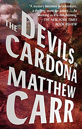 book cover of The Devils of Cardona