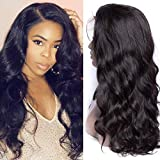 Glueless Full Lace Wigs Human Hair Preplucked Human Full Lace Wig 150 Density Swiss Lace Wigs Free Part Amazon Prime Deals Wet And Wavy Cheap 20 Inch Virgin Body Wave Wig Remy Hair 20 Inch