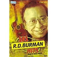 101 R.D.Burman Hits (3DVD Pack)