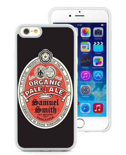 Samuel Smith Pale Ale (Iphone 6 TPU Case,Samuel Smith Organic Pale Ale White Shell Case for Iphone 6S 4.7 Inches)