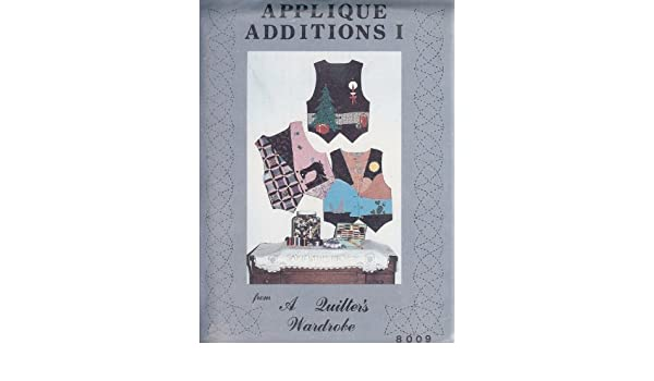 Amazon.com: applique additions i 6 holiday sewing and western