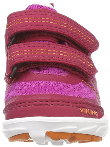 Viking Unisex-Kinder Veme Vel GTX Outdoor Fitnessschuhe Pink (Fuchsia/Orange 1731)