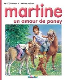 Martine, tome 56 : Un amour de poney par Delahaye