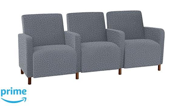 Amazon.com: Lesro Ravenna Q3403G8WVTEDE 3 Seats Sofa with ...