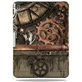 MightySkins Skin for LifeProof NUUD Apple iPad Pro 12.9 (2018) Case - Steam Punk Room | Protective, Durable, and Unique Vinyl wrap Cover | Easy to Apply, Remove, and Change Styles | Made in The USA