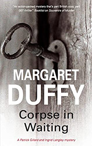 book cover of Corpse in Waiting