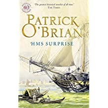 HMS Surprise (Aubrey/Maturin, Book 3)