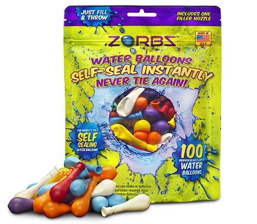 zorbz self sealing water balloons - 5