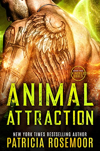 Animal Attraction (Kindred Souls Book 2) (English Edition)