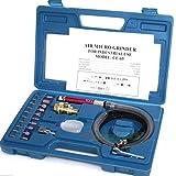 TOOLSCENTRE Tools Centre'S 16Pcs High-Speed Micro Air Die Grinder Kit / Mini Pencil Polishing Rotary Cutting Tool Set.