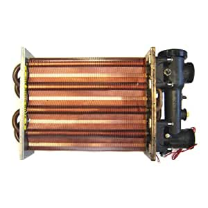 Hayward fdxlhxa1350 heat exchanger assembly for Garden pool heater