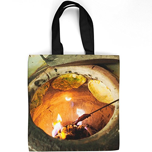 Westlake Art - Cooking Bread - Tote Bag - Picture Photography Shopping Gym Work - 16x16 Inch (D41D8) -