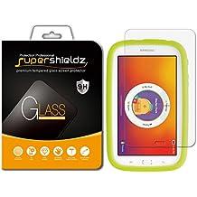 Supershieldz for Samsung Kids Galaxy Tab E Lite 7.0 7-inch Tempered Glass Screen Protector, Anti-Scratch, Anti-Fingerprint, Bubble Free, Lifetime Replacement Warranty
