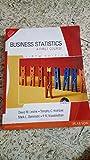 Business Statistics: A First Course, 5e