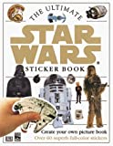 Star Wars Classic Sticker Book by Curtis Saxton (1999-05-01)