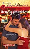 Home for the Holidays, Sarah Mayberry, 0373783442