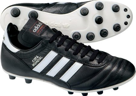 Adidas Performance Mens Copa Mundial Scarpa Da Calcio In Bianco