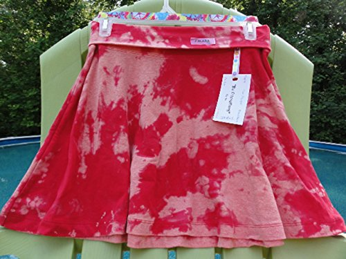 """Be Everything! """"Sweet"""" Size Medium Hand-Dyed Jersey Cotton Maxi Skirt"""