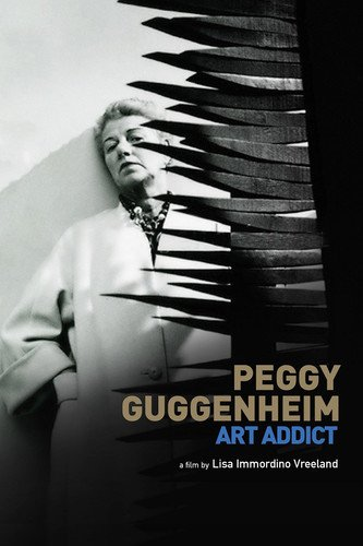 DVD : Peggy Guggenheim: Art Addict (DVD)
