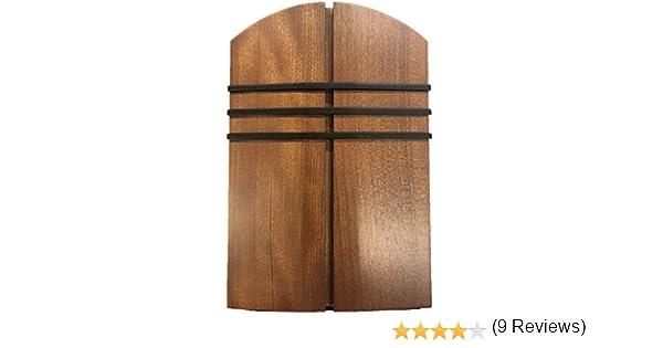 Desa Elegance Inalámbrico para Colgar en Pared Puerta Timbre Campana: Amazon.es: Hogar