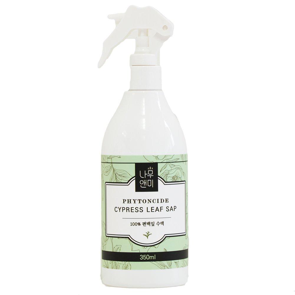 Namoo&Me Chamaecyparis Obtuse Phytoncide Hinoki Cypress Sap Fabric Refresher Odor Eliminator Deodorizer Air Freshener (11.83 oz)