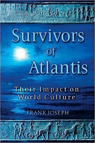 Book Survivors of Atlantis: Their Impact on World Culture