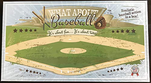 - Grandma Smiley's What About Baseball Board Game