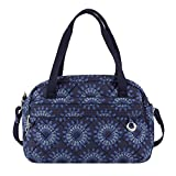 Travelon Women's Anti-theft Boho Weekender Bag, Geo Sunflower