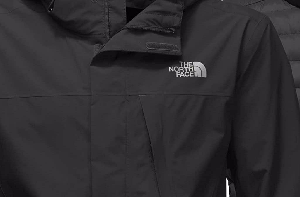 4c0c1f3421 Amazon.com  The North Face Mountain Light Triclimate Jacket Men Medium TNF  Black TNF Black  Sports   Outdoors