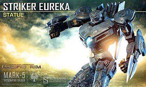 pacific rim striker eureka figure - 8