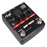 NUX AMP Force Modeling Amp Simulator Electric Guitar Effect Pedal w/ 3-band EQ