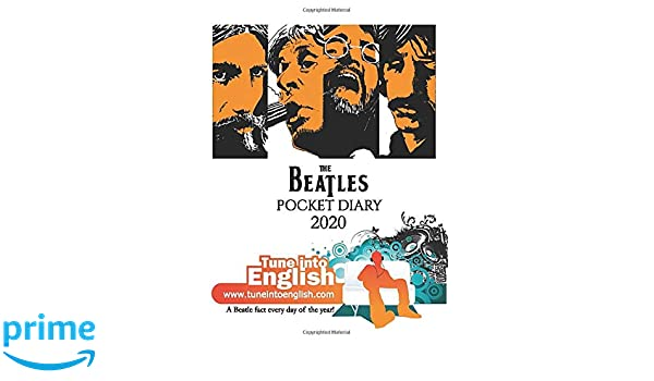 The Beatles Pocket Diary 2020: A Beatle fact every day of ...
