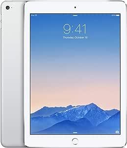 Apple iPad Air 2 64GB 4G - Plata - Desbloqueado (Reacondicionado)