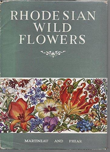 Rhodesian raging flowers (The Thomas Meikle series)