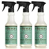 Mrs. Meyers Clean Day Multi-Surface Everyday Cleaner Basil 16 fl oz, 2 Pack (3 ct)