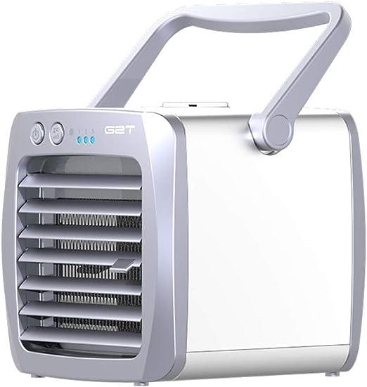 Ventilador de enfriamiento personal micro aire acondicionado mini ...