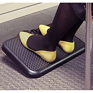 Toasty Toes Footrest Energy Efficient Design Space Heater
