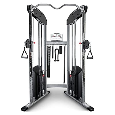 Ironcompany.com BodyCraft HFT Functional Trainer Home Gym - Dual Adjustable Pulley Machine