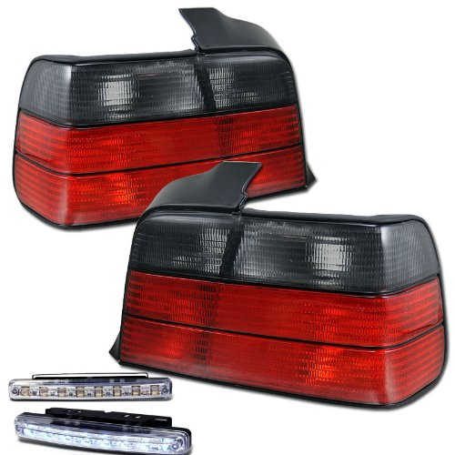 E36 Smoked Led Tail Lights in US - 5