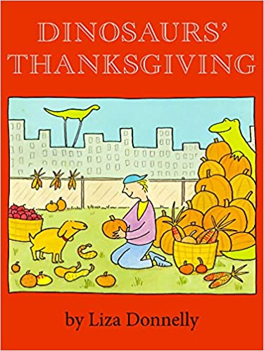 Download online Dinosaurs' Thanksgiving PDF, azw (Kindle), ePub