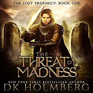 The Threat of Madness Audiobook