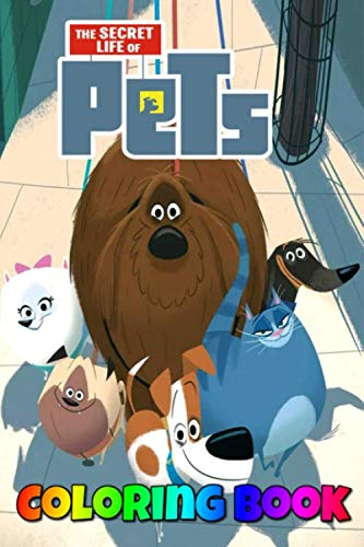The Secret Life of Pets Coloring Book: the secret life of pets 2, trailer,, pets, the secret life of pets, secret, life, compilation, dogs, cats, ... hart, harrison ford, movie, hd trailer, 2019
