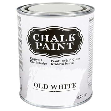 Shabby Chic Farbe Kreidefarbe für Holz und Möbel Antik Vintage Look ...