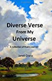img - for Diverse Verse From My Universe: A Collection of Poetry and Art book / textbook / text book