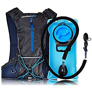 cheap Camden Gear Zeyu Hydration Backpack Running 2020