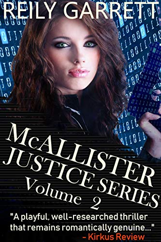 McAllister Justice Series Box Set Volume Two (McAllisterJustice Series)