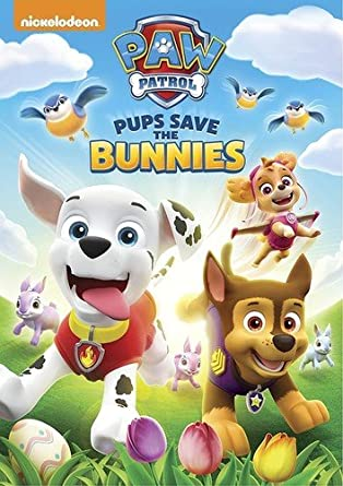 amazon com paw patrol pups save the bunnies gage munroe alex