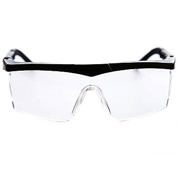 Óculos de Segurança INCOLOR - Rj  Amazon.com.br  Ferramentas e ... f497f7742e