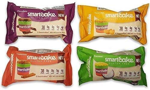 Smart Baking Company Smartcake Zero Carbs Gluten Free Sugar Free